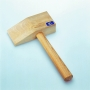 Squared faced mallet